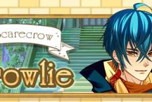 Shall we date? Oz+ - Crowlie