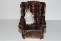 кукольная мебель 1:12 / Кукольная мебель 1:12
