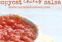 Copycat recipes / Recipes to THM'ify
