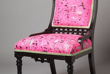 Pink Furniture and Decor