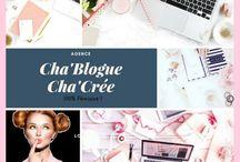 AGENCE pour Blogeuses & Créatrices