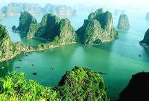 Vietnam, Cambodia and