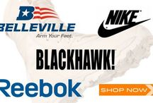 Shop Boots by Brand / Shop Boots by Brand Belleville, Nike, Blackhawk, Reebok, Oakley