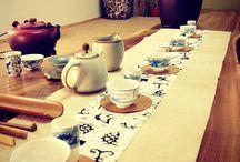 Tea interier