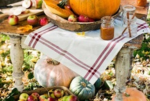 Fall decor / Decorations that will make you smile, wonder, dream...