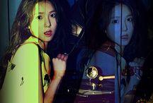 CLC / Sorn  Seunghee  Seungyeon  Yeeun  Yujin  Elkie  Eunbin