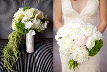 Inspirasjon til brudebuketten