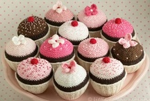 Knitted Cake Patterns