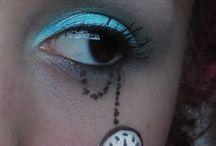Alice in wonderland (make up)