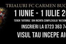 Trialuri FC Carmen Bucuresti