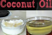 Cococnut oil and flour receipes / by Barbara Knowles