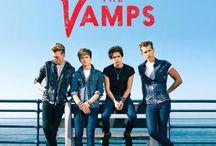 The Vamps / OMG OMG OMG!!!!! New british boy band: The Vamps!!! Xoxo