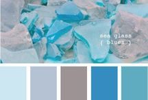 "2016 Color Trend: Sea Blue / ""The runways were awash with many shades of soothing blues signaling that lighter hues are no longer reserved just for spring. Fine jewelry shares this passion with a range of blues that span the horizon, with Sea Blue Aquamarine® leading the way. Care to take a dip?"" Eddie LeVian"