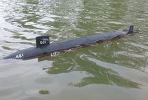 Submarines / by RCRadiocontrol
