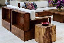 DIY Outdoor lounge / Outdoor sofa