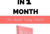 Today's Creative Mom Blog / Want ideas on blogs? Learn from the pros and then make it your own.