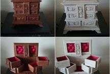furniture makeover with chalk paint - my projects