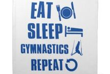 Gymnastics* / Once a gymnast, always a gymnast...*