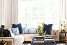 living room / by Amy Symank
