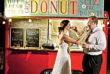 Keep on Truckin' / Food Stations and Food Trucks take you out of the traditional sit down dinner and gives your guests a new and fun way to enjoy some of the best cuisine at your wedding.