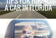 Fun Road Tripping in Florida / I travelled around Florida for 10 days exploring Tampa, Sarasota, Daytona, Cape Canaveral, Fort Lauderdale and Miami. Here are a few of my pictures and stories!