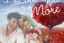 I Love You More / A sweet romance novella  https://amzn.com/B01BM25NBK   A billionaire and a single mother have more in common than they know.  Author's Note: Thousands of families around the world have opened their homes and hearts through international adoption. Soo-Min is the embodiment of many, many fortunate adoptive children and parents who've together created forever families.