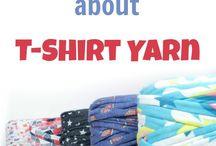t-shirt chrochet