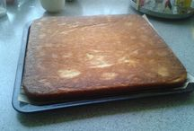 min kage til Nynne og Mark