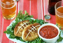 Superbowl Recipes / Great creative ideas for Superbowl recipes.