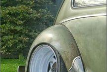 VW bobbel slammed