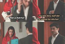 Relieve those moments #Humsafar #ZGH