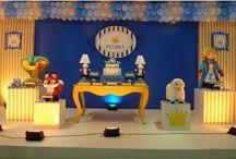 Festa Infantil Menino / Decor e ideias festa infantil meninos