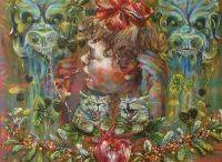 Malarstwo Sylwia Gondeck / Obrazy