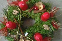 Vánoce / dekorace vánoční