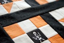 Halloween Quilts & Sewing Crafts...