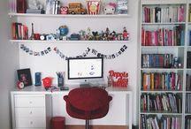 Decoração home office/escritório