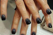 Sns nails designs