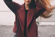 Winter/Fall Fashion inspiration
