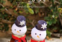 Holiday Gifting / Looking for crafty fun and inexpensive gifting ideas, this is the place.