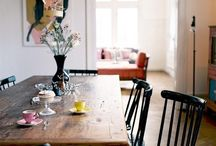 Dining Table Ideas / by Lucy