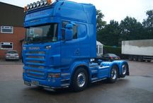 Alcoa DuraBright EVO Wheels / We fitted a full set of Alcoa DuraBright EVO wheels and Michelin tyres to this nice V8 Scania