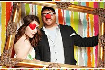 photo booth ideas / by Kelly Summers Photography