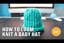 Knit Picks / Loom knitting
