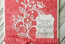 Flourishing cards