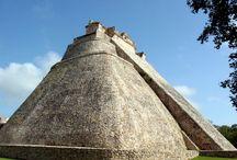 Mayan & Aztecs Pyramid