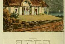 My Regency World - Stately Homes and Cottages / For more Regency World information, go to: http://www.lesleyannemcleod.com/regencyworld.html