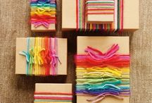Gift wrapping ideas / by Amanda Dominy