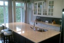 Kitchen Reno's by ORG / Kitchen renovations completed by Ottawa Renovation Group.
