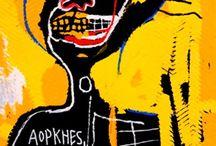 Jean Michel Basquiat / Jean Michel Basquiat, artist