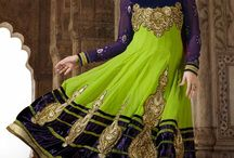 Party Anarkali Suits / Latest styles of Anarkali Suits for for girls and women to wear for parties